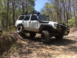 80 series landcruiser SWAP FOR HILUX UTE or UTE