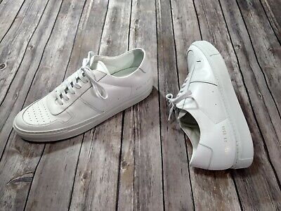 Common Projects Achilles Low Size 43 White Sneakers