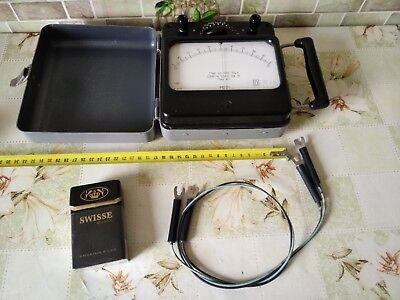 Vintage Volt Ammeter Ampere Oh Meter A Test - 231 Ussr 1980 Multimeter