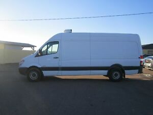 2012 Mercedes-Benz Sprinter High Roof