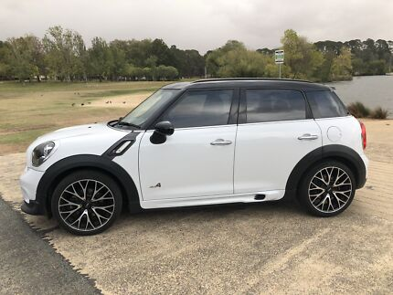 REDUCED for quick sale: Gorgeous JCW SD Mini Countryman Chifley Woden Valley Preview