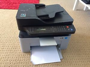 All-In-One Samsung black and white laser printer *MINT*