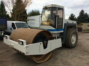 BOMAG BW 213D Walze  Top Zustand.