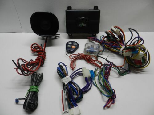 Viper Remote Start 850XV Alarm System USED