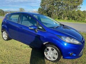 2011 Ford Fiesta 5 Door Hatch Nerang Gold Coast West Preview