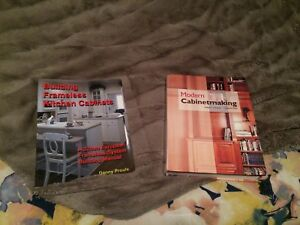 cabinetry text books