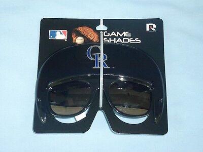 COLORADO ROCKIES   Sunglasses GAME SHADES    by Rico   (Colorado Rockies Sunglasses)