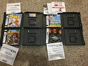 DS Cases/Manuals/Inserts
