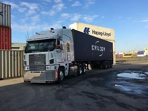 Freightliner Prime mover 2010 Botany Botany Bay Area Preview
