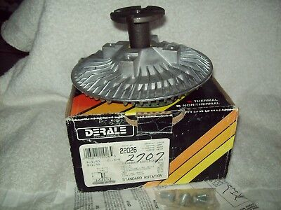 (Engine Cooling Fan Clutch DERALE 22026 THERMAL)