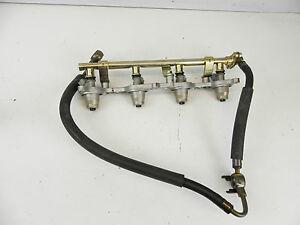 HONDA-CBR-600rr-2004-barra-de-inyeccion-INYECTORES-Inyector-Inyeccion