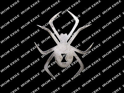 Metal Spider #4 Paint Stencil for Halloween Decor Decorations Black Widow (Paint For Halloween)