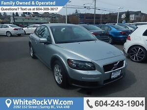 2008 Volvo C30 2.4i Remote Keyless Entry, Cruise Control & Sp...