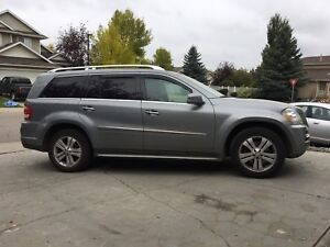 2011 Mercedes-Benz GL-Class SUV, Crossover