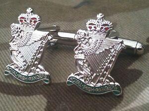 Royal-Irish-Rangers-Military-Cufflinks