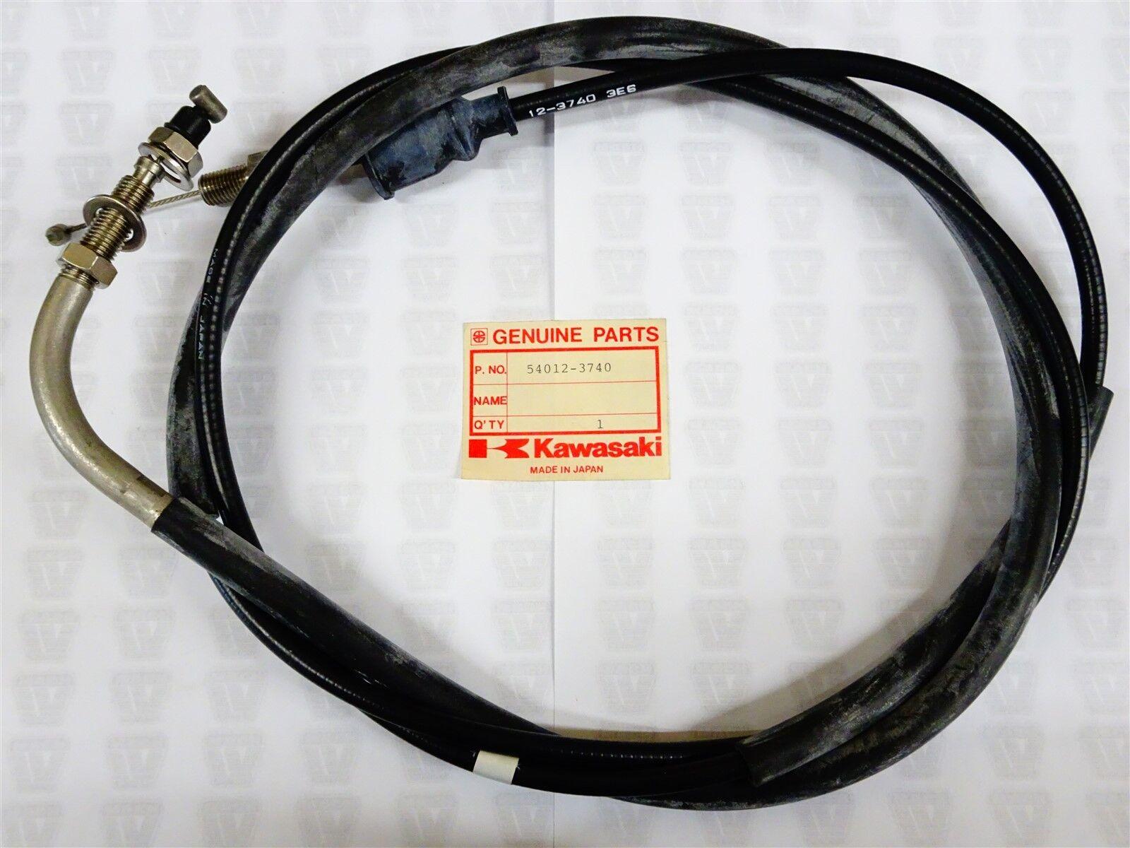 Kawasaki NOS NEW 54012-3740 Throttle Cable JT JT750 Jet Ski 1994-95