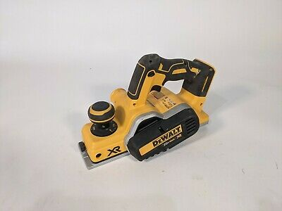 Dewalt Dcb580 Hand Planer Battery Powered 20v Xr - Tool Only