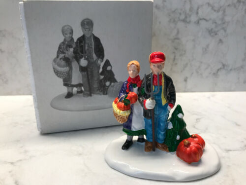 Department 56 Country Harvest Accessory With Original Box Snow Village Series