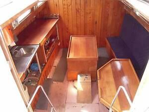 Motor Sailer Yacht 38ft Roberts Steel Boat Margate Kingborough Area Preview