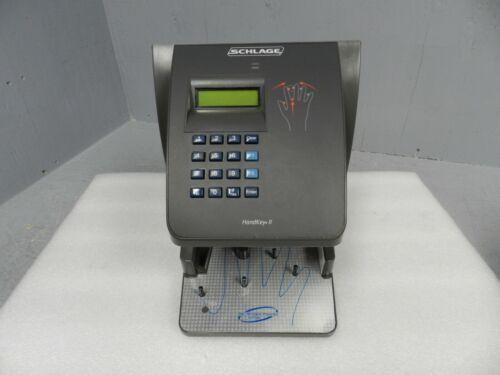 Schlage HK-II HandKey II Recognition Systems Biometric Reader *** No Key ***