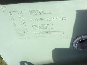 Septic Tanks 8750L used as water tank Doonan Noosa Area Preview