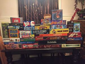 Great Board Game Lot