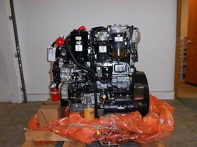 C4.4 Caterpillar Diesel Engine New