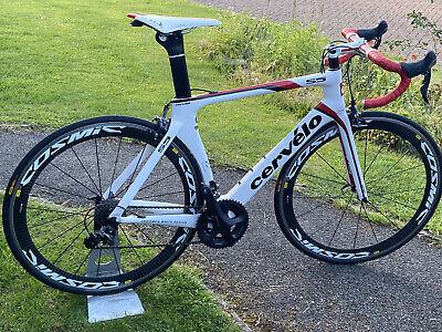 Cervelo S5 Carbon Road Bike 54cm Frame (Ultegra)