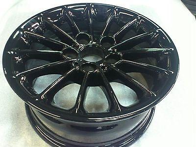 Higloss Black Qualicoat Powder Coating Paint 2lbs0.9kg