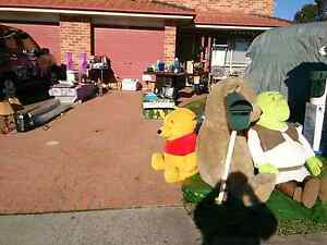 Garage. Sale Hinchinbrook Liverpool Area Preview
