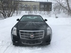 2008. Cadillac CTS4. automatic. (AWD)