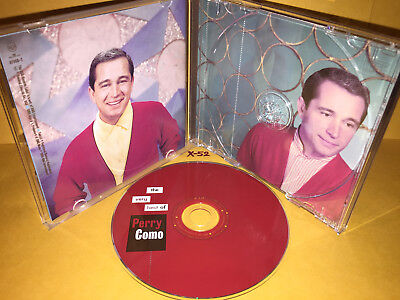 BEST Of PERRY COMO 21 Hits CD Catch Falling Star PRISONER OF LOVE Hot Diggity  - $12.99