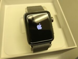 Apple Watch 3 - Stainless 42mm + LTE + Milanese Loop + Sapphire