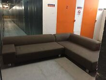FREEDOM Modular Fabric Sofa Couch L-Shape Pick Up Only Waterloo Inner Sydney Preview