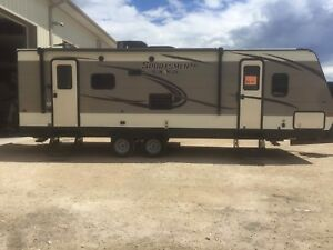 27 foot 2018 trailer lease take over !!