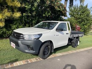 2020 Toyota Hilux Workmate 6 Sp Automatic C/chas