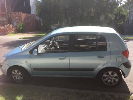 Hyundai Getz 2007 1.6 Lit. Auto Northcote Darebin Area Preview