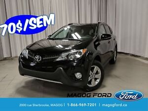 2015 Toyota RAV4 XLE AWD CAMERA BANCS CHAUFFANTS JAMAIS ACCIDENT