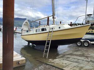 For Sale Sailboat 26' Westerly Centaur bilge keel sloop