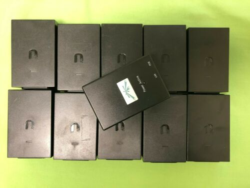 (Lot of 11) Ubiquiti PoE Injector Power Supply
