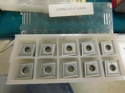 5 Usa Cnmg 431 C2 Carbide Inserts