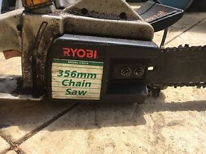 Ryobi Electric Chainsaw Edgewater Joondalup Area Preview