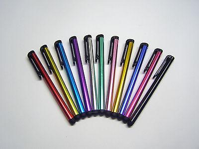 100 x Touch Stylus Pen Smartphone Stift Iphone Tablet Ipad Samsung Eingabe HTC  Htc Touch Stylus Pen