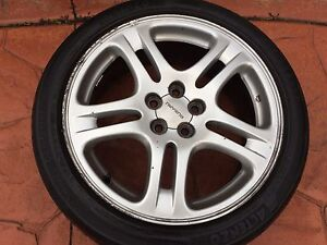 Subaru rims x4 cheap rims Sell/swap Hinchinbrook Liverpool Area Preview