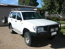 1999 Toyota LandCruiser Wagon Balaklava Wakefield Area Preview
