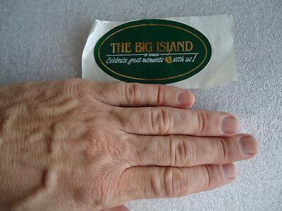 Наклейки и рисунки Vintage Big Island