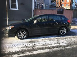 Subaru Hatchback 2012 - Low KM /Winter Ready