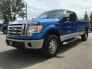 Ford F-150 xlt Cabine Super 4RM boite 8 pied