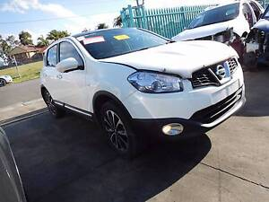 Nissan Dualis Wagon 03/12 Auto Wrecking at General Jap Spares Cabramatta Fairfield Area Preview