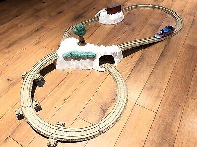 Thomas & Friends Trackmaster - THOMAS SNOW STORM ADVENTURE - COMPLETE SET 2011